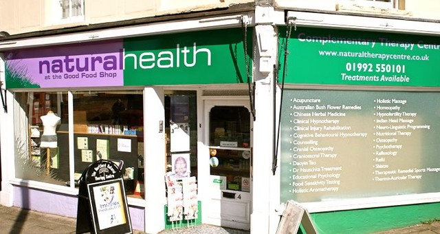 Natural Health Welwyn