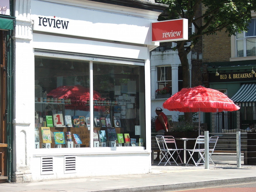 Review Bookshop