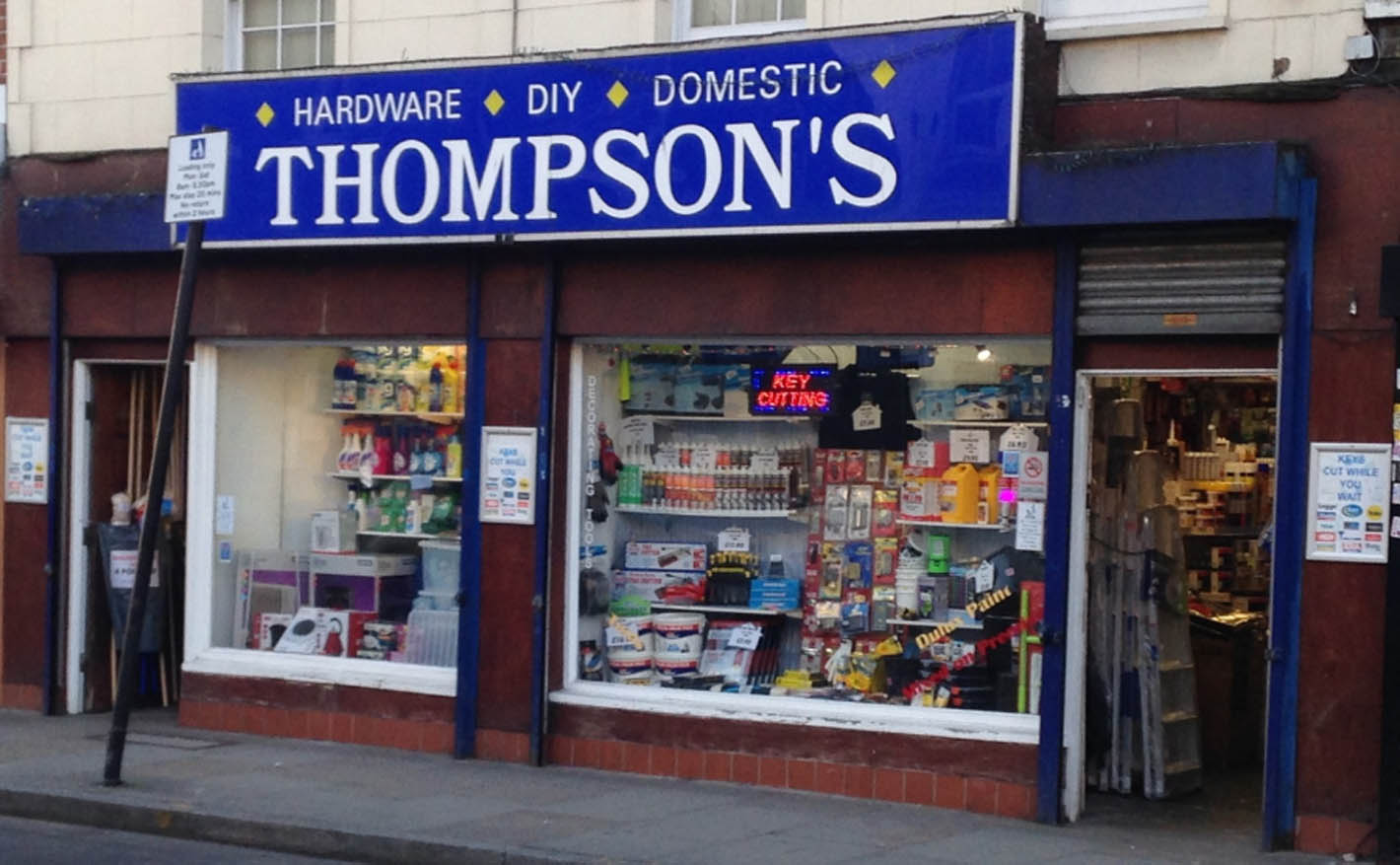 Thompson's DIY